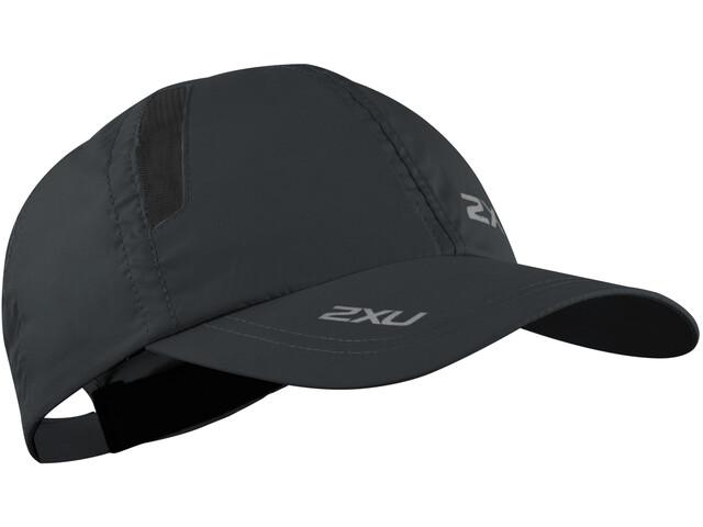 2XU Run Gorra, black/black